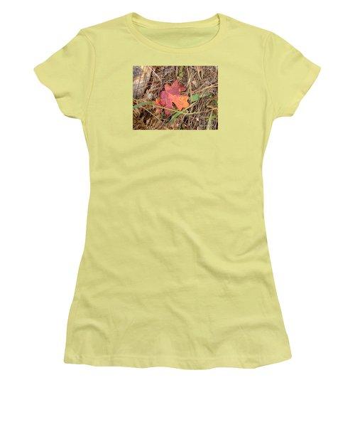 Fall Colors 6312 Women's T-Shirt (Junior Cut) by En-Chuen Soo
