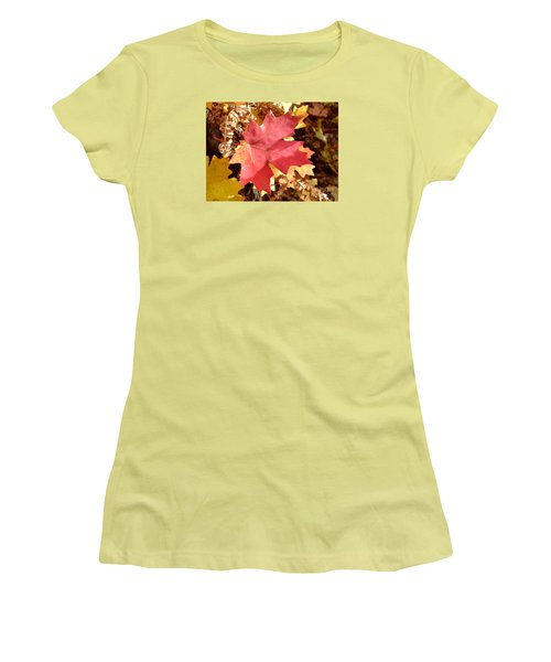 Fall Colors 6313 Women's T-Shirt (Athletic Fit)
