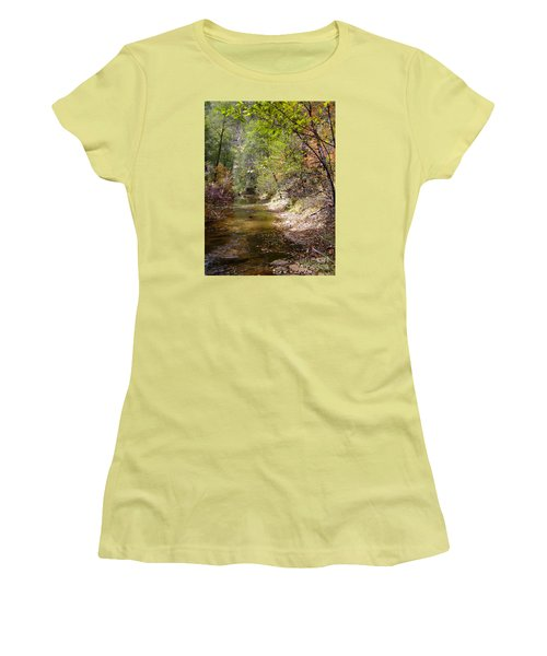 Fall Colors 6379 Women's T-Shirt (Athletic Fit)