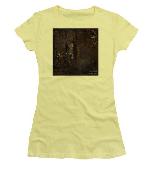 Feeling Invisible Women's T-Shirt (Junior Cut) by Andrea Kollo
