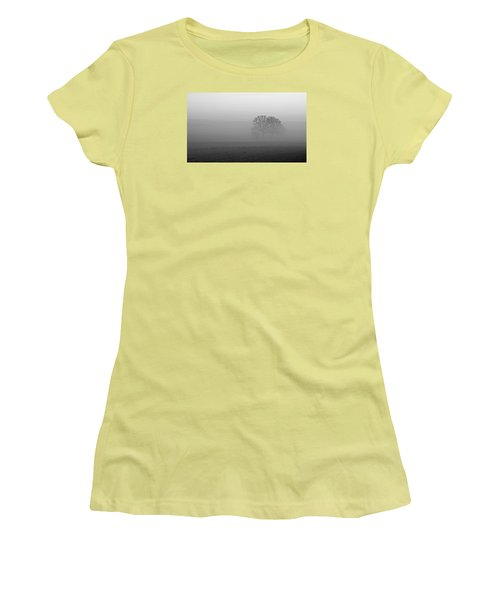 Finding Our Way Women's T-Shirt (Junior Cut) by Miguel Winterpacht