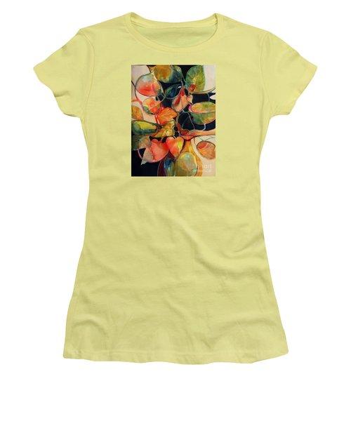 Flower Vase No. 5 Women's T-Shirt (Athletic Fit)