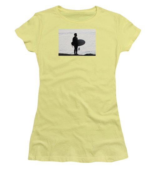 For The Love Of The Ride Women's T-Shirt (Junior Cut) by Pamela Walrath