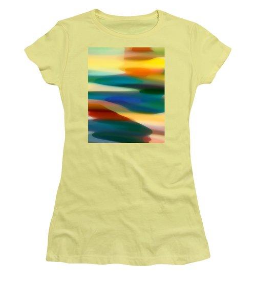 Fury Seascape 3 Women's T-Shirt (Athletic Fit)