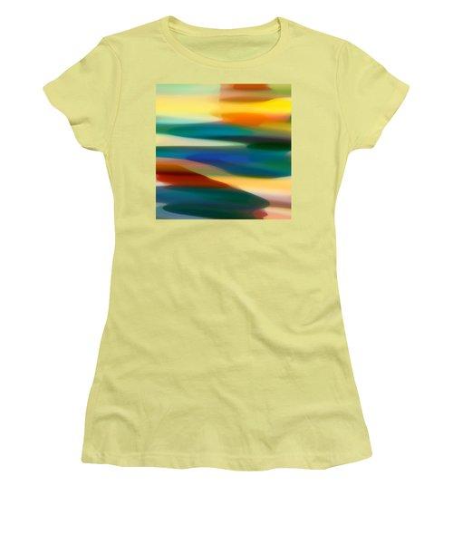 Fury Seascape 5 Women's T-Shirt (Athletic Fit)