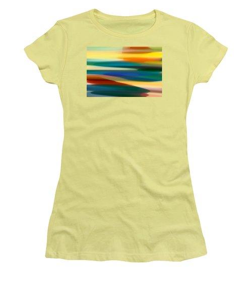 Fury Seascape 7 Women's T-Shirt (Athletic Fit)