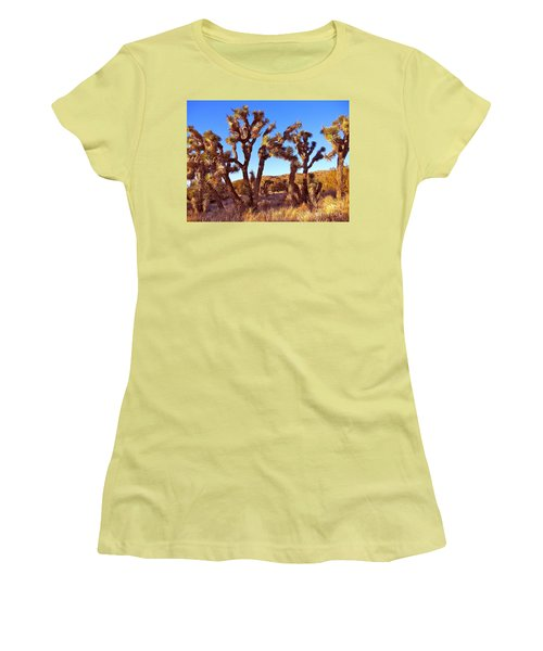 Gathering Women's T-Shirt (Junior Cut) by Gem S Visionary