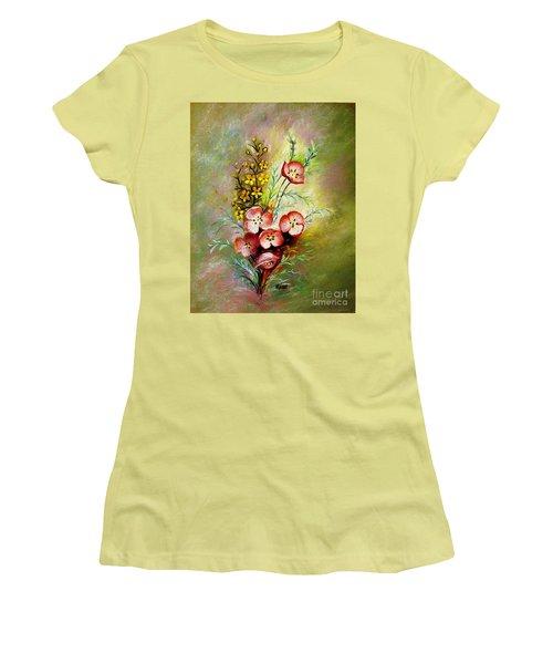 God's Smile Women's T-Shirt (Athletic Fit)