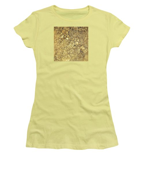 Gold Fever 1 Women's T-Shirt (Athletic Fit)