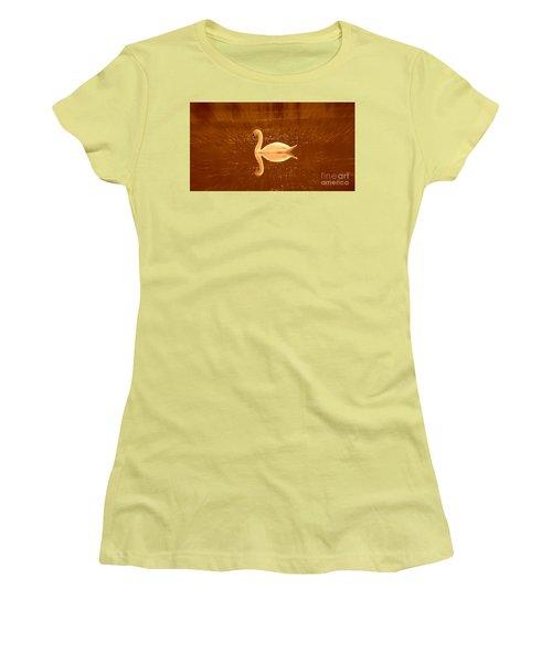Women's T-Shirt (Junior Cut) featuring the photograph Grace by Kenneth Clarke