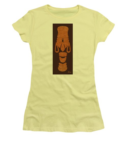 Hamite Female Women's T-Shirt (Junior Cut) by Jerry Ruffin