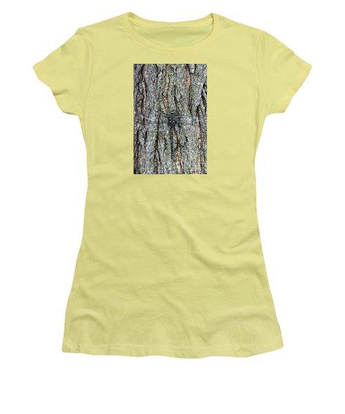 Hidden Dragon Women's T-Shirt (Junior Cut)