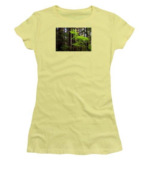 Highlight Women's T-Shirt (Junior Cut) by Chad Dutson