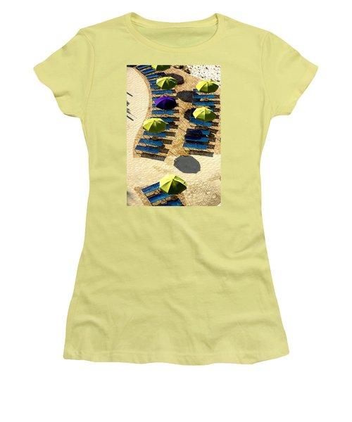 Women's T-Shirt (Junior Cut) featuring the photograph Holiday by Kathy Bassett