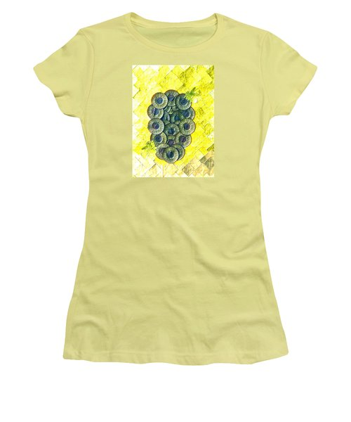 Honeybee 1 Women's T-Shirt (Junior Cut) by Lorna Maza