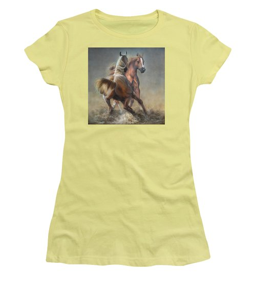Horseplay Women's T-Shirt (Athletic Fit)