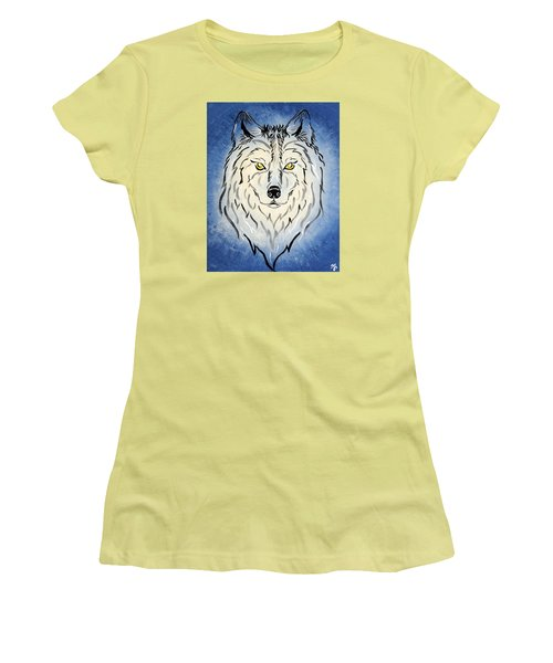 Hungry Like The Wolf Women's T-Shirt (Athletic Fit)