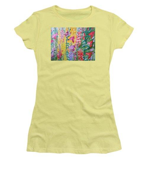 Hybrids 3 Women's T-Shirt (Athletic Fit)