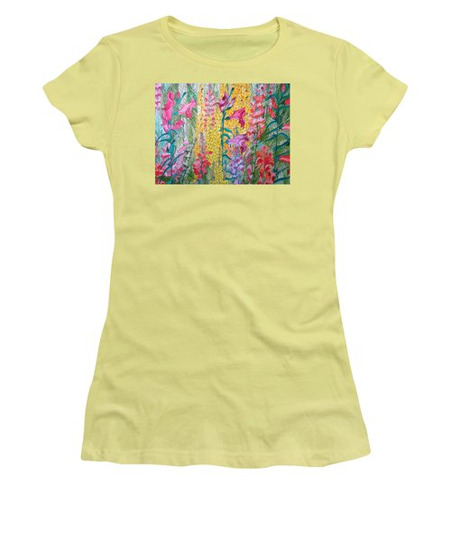 Hybrids 4 Women's T-Shirt (Athletic Fit)
