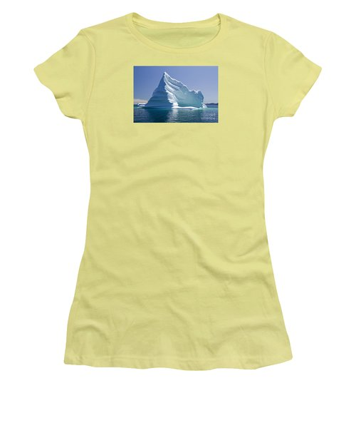 Iceberg Women's T-Shirt (Athletic Fit)