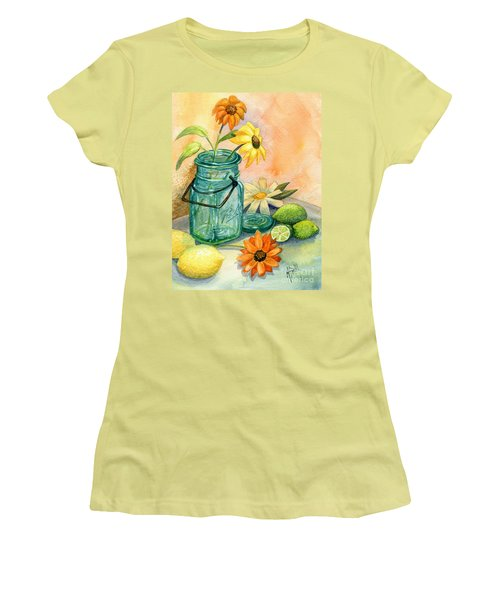 In The Lime Light Women's T-Shirt (Athletic Fit)