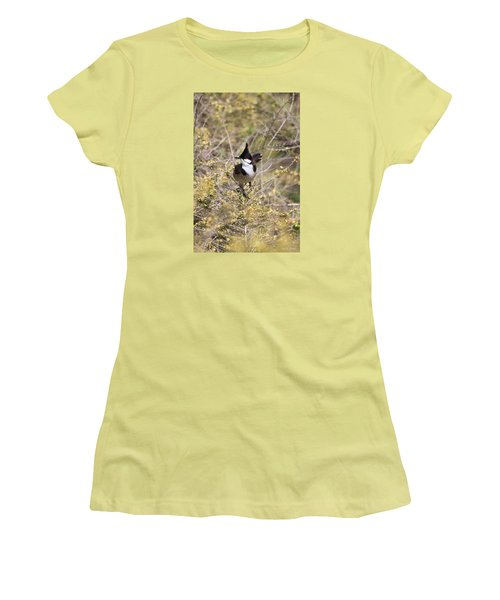 In The Moment Women's T-Shirt (Junior Cut) by Amy Gallagher