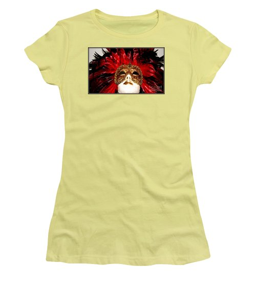 Incognito.. Women's T-Shirt (Athletic Fit)