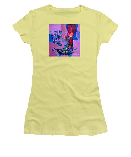 Inner Dream  Sold  Out Women's T-Shirt (Athletic Fit)