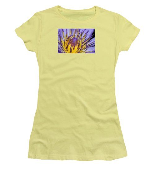 Women's T-Shirt (Junior Cut) featuring the photograph Inner Sanctum by Judy Whitton