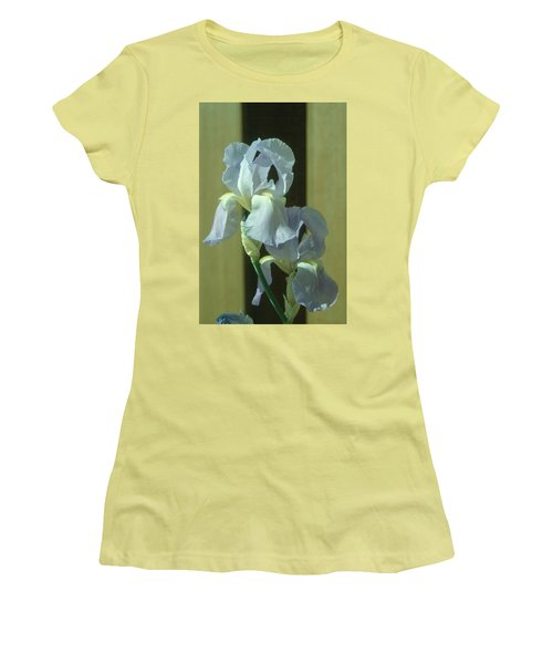 Iris 2 Women's T-Shirt (Junior Cut) by Andy Shomock
