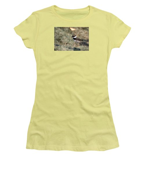 Its A Killdeer Babe Women's T-Shirt (Athletic Fit)