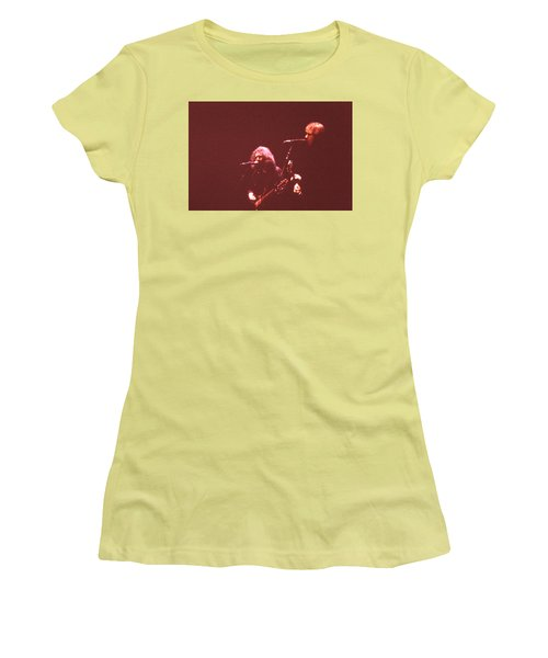 Nothing Left To Do But Smile Women's T-Shirt (Junior Cut) by Susan Carella