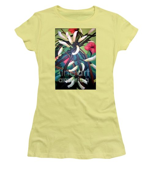 Kangaroo Paws Women's T-Shirt (Athletic Fit)