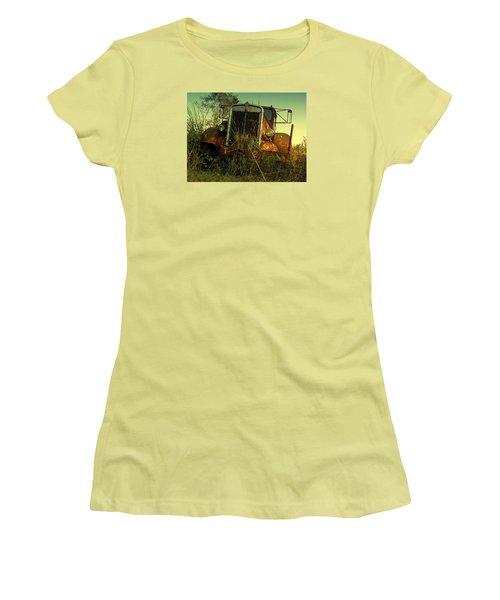 Kenworth 2 Women's T-Shirt (Junior Cut) by Salman Ravish