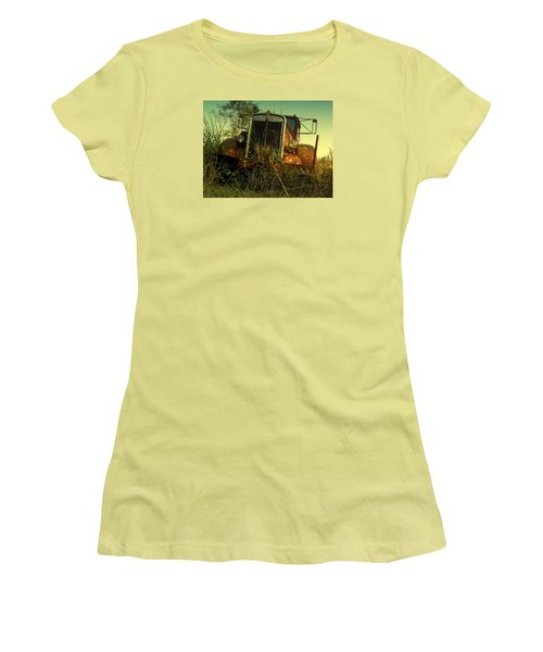 Kenworth 2 Women's T-Shirt (Athletic Fit)