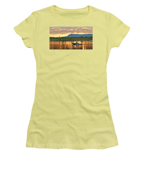 Kimberley Dawning Women's T-Shirt (Athletic Fit)