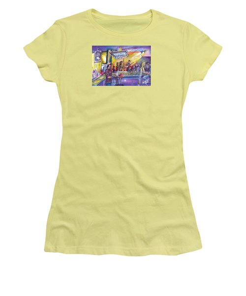 Kitchen Dwellers  Women's T-Shirt (Athletic Fit)