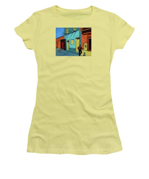 La Boca Morning II Women's T-Shirt (Athletic Fit)