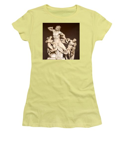 Laocoon And Sons Women's T-Shirt (Athletic Fit)