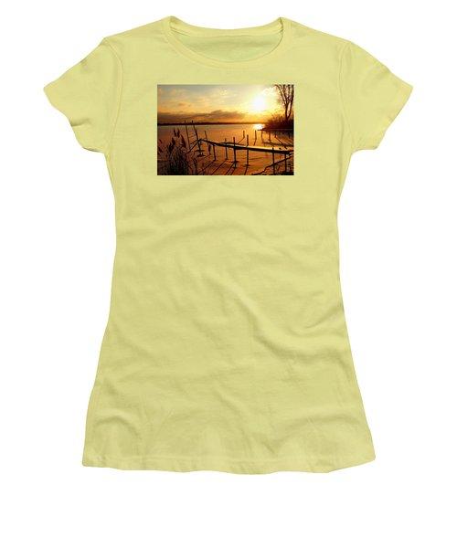 Last Winter ? Women's T-Shirt (Athletic Fit)