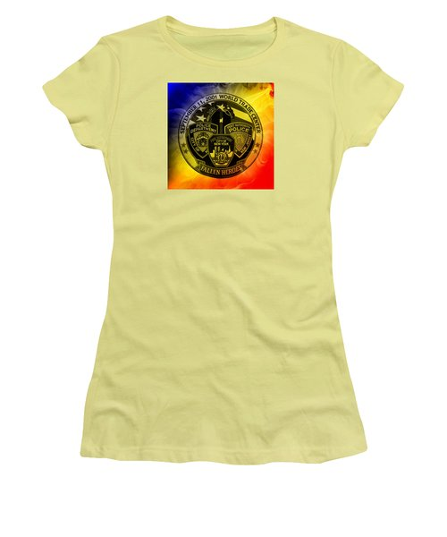 Least We Forget 2 Women's T-Shirt (Junior Cut) by Nick Kloepping