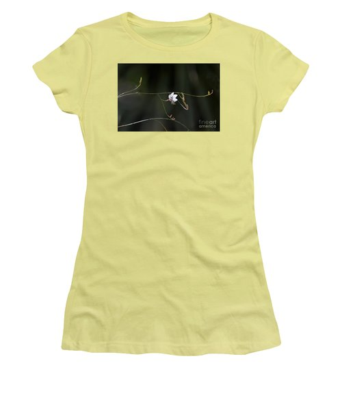 Let The Children Sing. Women's T-Shirt (Junior Cut) by Kathy McClure