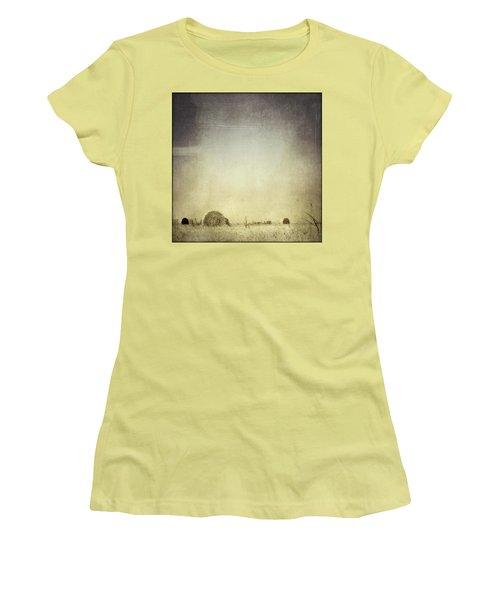 Let The Rain Come Down Women's T-Shirt (Athletic Fit)