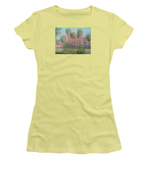 Lightner Museum Women's T-Shirt (Athletic Fit)