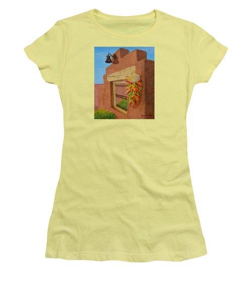 Los Chiles Women's T-Shirt (Athletic Fit)