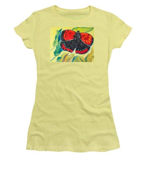 Luminous Women's T-Shirt (Junior Cut) by Meryl Goudey
