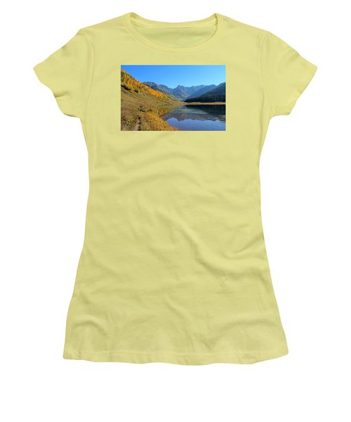 Magical View Women's T-Shirt (Athletic Fit)