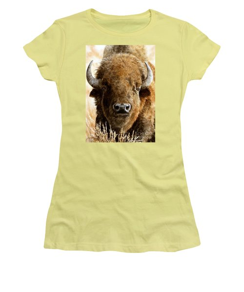Manifest Destiny  Sold Women's T-Shirt (Athletic Fit)
