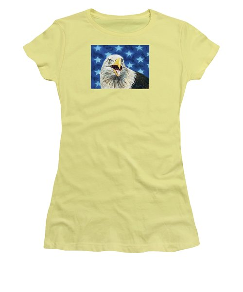 Maxwell Women's T-Shirt (Athletic Fit)