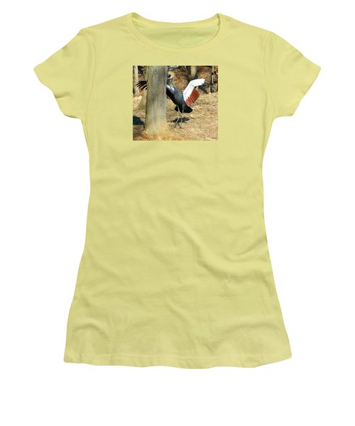 May I Have This Dance? Women's T-Shirt (Junior Cut) by Emmy Marie Vickers